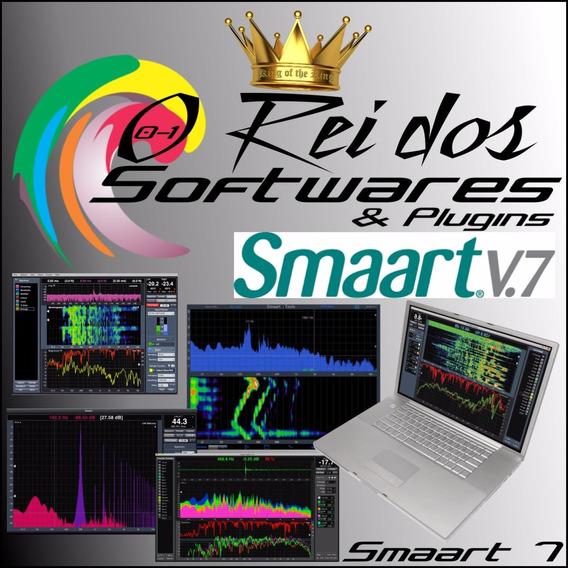 Smaart V7 Win + V8 Mac - Instalação Garantida!!!