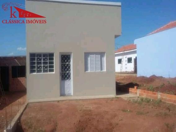 Casa Em Construcao,e Casa Nova Em Santa Rosa Do Viterbo,lugar Planejado,bairro Tranquilo. - Ca00370 - 33734804