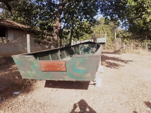 Barco Quilhado