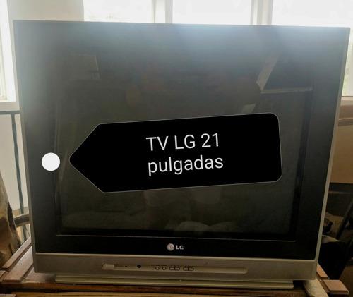 Imagen 1 de 4 de Televisor LG 21 Pulgadas