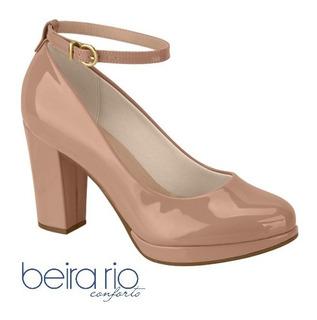 Sapato Feminino Beira Rio Meia Pata