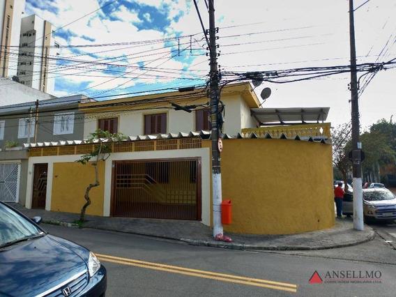 Sobrado Para Alugar, 166 M² Por R$ 2.800,00/mês - Vila Dayse - São Bernardo Do Campo/sp - So0821