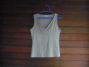 Blusa Malha Fria Zara