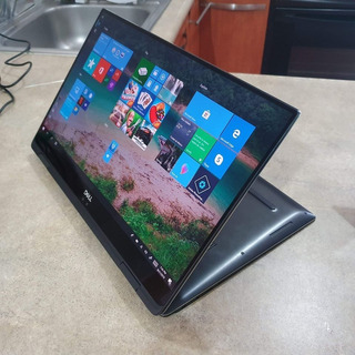 Laptop Xps 15 9575 Gamer 4k Touchscreen 2 En 1 Gráfica 4gb