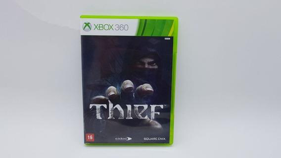 Xbox 360 Thief Semi-novo/mídia Física/original