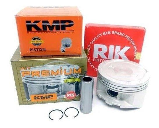 Kit Pistao Kmp Anel Rik Nx 400 Falcon Std 0.25 0.50 0.75 1.0