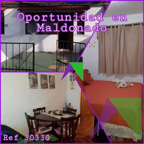 Venta De Casa Ph En Maldonado- Ref: 30330