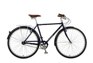 Bicicleta Paseo Ciudad Khs Green Hombr 3 Velocidades Nexus