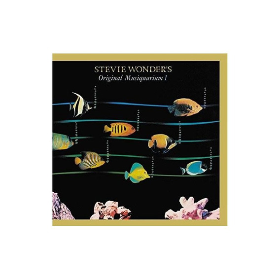Wonder Stevie Original Musiquarium Usa Import Lp Vinilo X 2