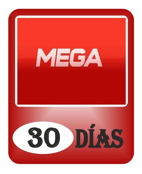 Cuentas Premium Mega X 30 Dias 700gb Envio Automatico! 24hs