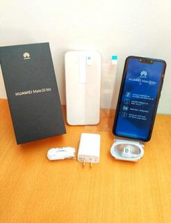 Huawei Mate 20 Lite(250) Liberado + Garantia + Tienda Fisica