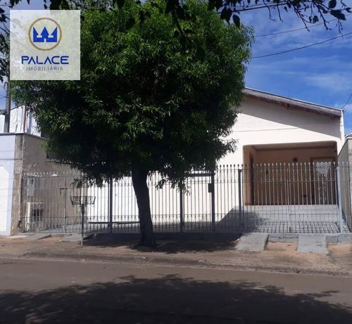 Imagem 1 de 13 de Casa Com 3 Dormitórios À Venda, 92 M² Por R$ 280.000,00 - Santa Terezinha - Piracicaba/sp - Ca0816
