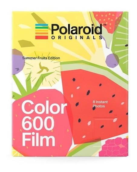 Filme Polaroid Color 600 Summer Fruits Edition Film