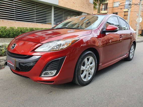 Mazda 3 All New 2.000cc A/t Sun Roof 2012