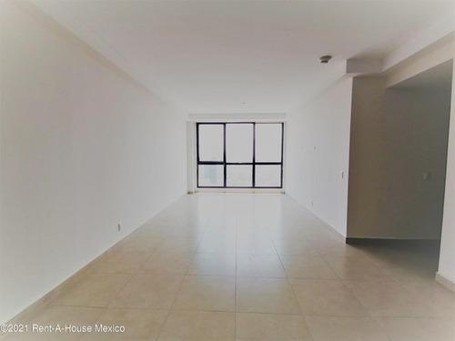 Imagen 1 de 14 de Departamento En Renta En Anahuac Miguel Hidalgo 213885isg