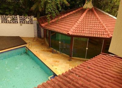 Casa Com 5 Dormitórios À Venda, 380 M² Por R$ 1.550.000 - Parque Taquaral - Campinas/sp - Ca10609