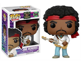 Funko Pop Star Jimi Hendrix Woodstock 54