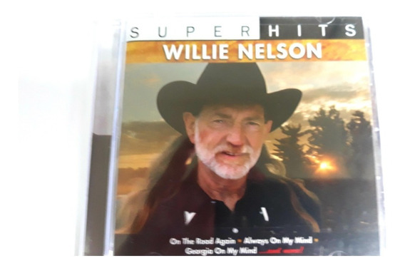 Willie Nelson Cd Superhits