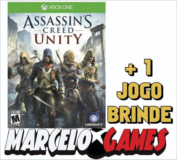 Assassins Creed Unity Xbox One Midia Digital