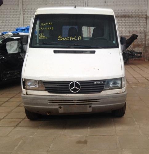 Sucata Peças Acessórios Mercedes Benz Sprinter 2001 115cv