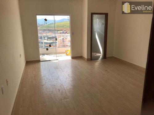Sobrado Com 3 Dorms, Jardim São Pedro, Mogi Das Cruzes - R$ 530 Mil, Cod: 1163 - V1163