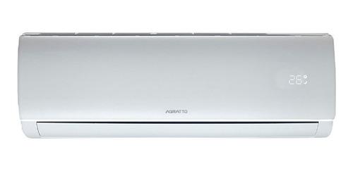 Ar condicionado Agratto Eco split frio 12000BTU/h branco 220V ECST12FR402