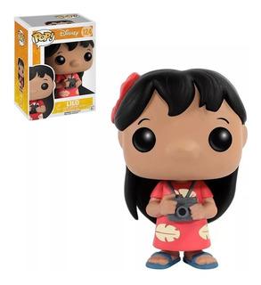 Figura Funko Pop Disney Lilo & Stitch - Lilo 124