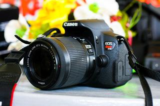 Canon T5i Muy Buenas Condiciones!