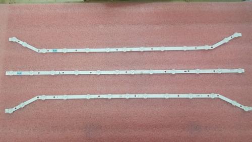 Kit Completo 3 Barras Led Samsung Un40h5100ag Un40h5103ag