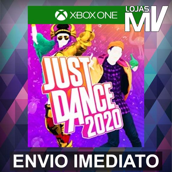 Just Dance 2020 Código 25 Dígitos Xbox One