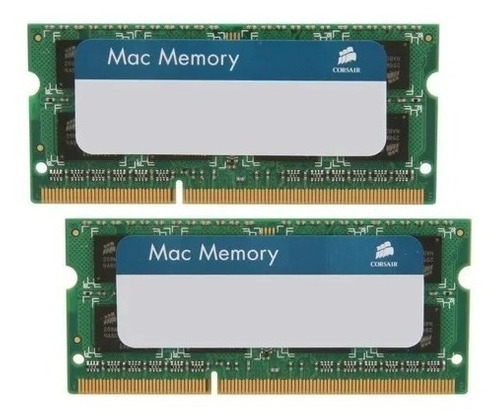 Kit Momoria 16gb (2x8gb) Corsair 1600 Apple iMac Macbook Mac