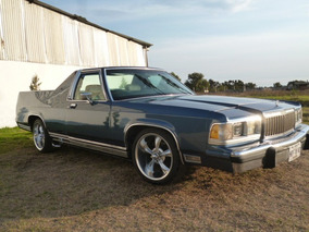 Ford Ltd Crow Victoria C.v. Ranchera 1981