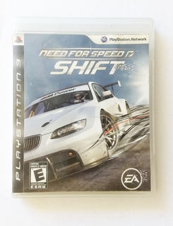 Juego Playstation 3 Need For Speed Shift Original Uso Fisico