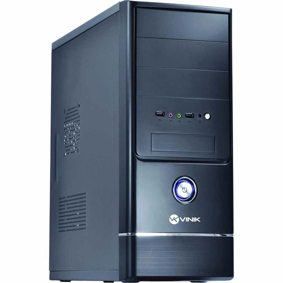 Cpu Montada Core 2 Duo 4gb Ram Hd 500 Win7 Wifi + Frete!