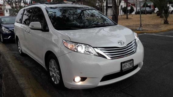 Toyota Sienna 2014 3.5 Limited V6/ At