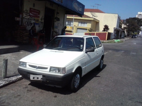 Fiat Uno Mille 1.0 3p Ano 2001 Mod 2002 Fire Gasolina