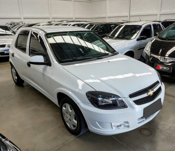 Chevrolet Celta 1.0 Mpfi Ls 4p Manual 2013 Flex.