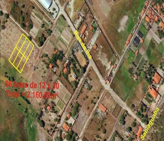 Terreno Em Sabiaguaba, Fortaleza/ce De 0m² À Venda Por R$ 350.000,00 - Te433132