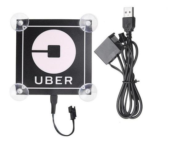 Usb/dc 12 V Adesivo Do Carro Sucção Copo Tipo Brilhante Táxi
