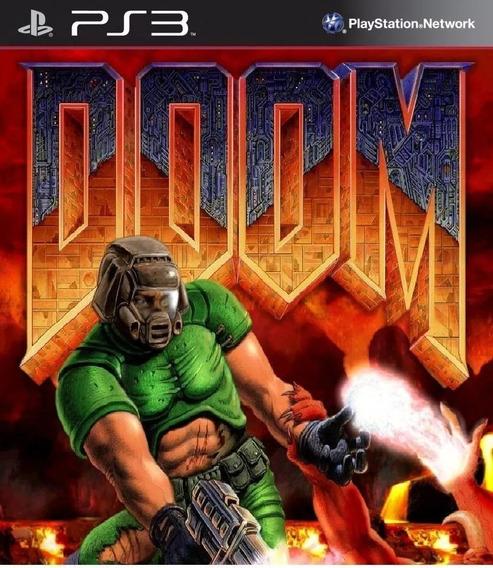 Doom Classic Complete Ps3 Original Envio Imediato Psn!