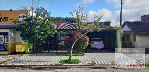 Casa Com 2 Dormitórios À Venda, 100 M² Por R$ 220.000,00 - Restinga - Porto Alegre/rs - Ca0696