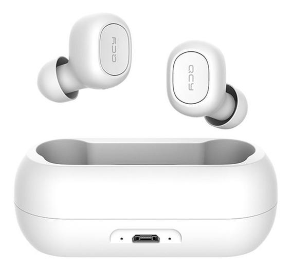 Qcy Qs1 Tws 5.0 Fones De Ouvido Bluetooth Fones De Ouvido