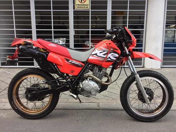 Moto Enduro Honda Xlr 125, Barata, $1