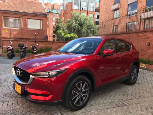 Mazda Cx-5 2019 2.5 Grand Touring Station Wagon 4x4