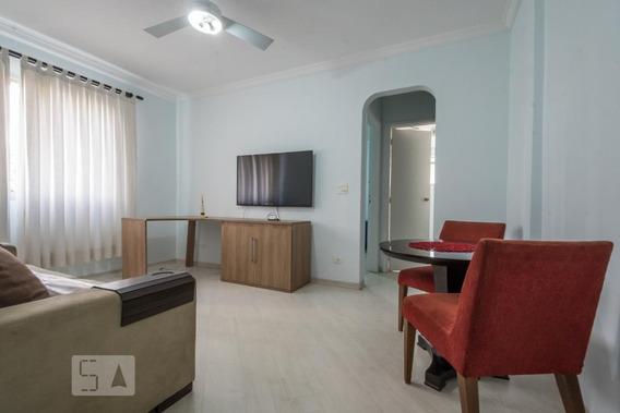 Apartamento Para Aluguel - Campo Belo, 1 Quarto, 45 - 893051946
