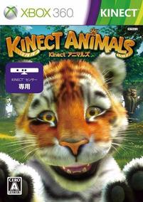 Jogo Xbox 360 Kinectimals Original E Midia Fisica Lacrado