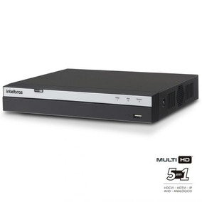 Dvr Intelbras Stand Alone Mhdx 3008 Multi-hd 8 Canais