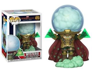 Funko Pop Mysterio 473 Spiderman Far From Home
