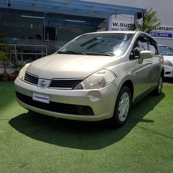 Nissan Tiida 2008 $ 4999