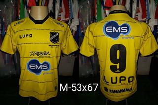 Camisa Abc De Natal Lupo Amarela 2011